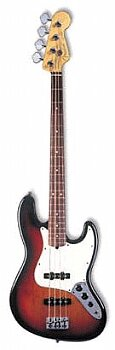 We always keep a large inventory of electric and acoustic basses in stock!